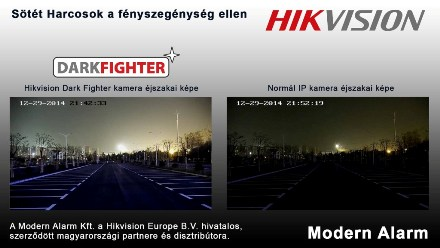 HIKVISION Dark Fighter