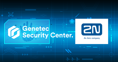2N integráció a Genetec Security Centerrel