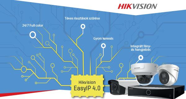 Hikvision – Easy IP 4.0