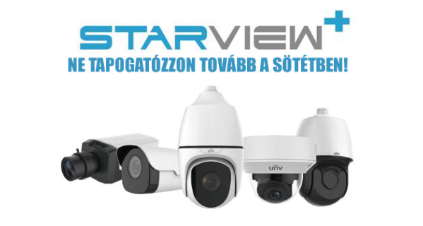 Uniview Starview+ kamera széria